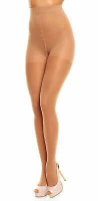 20 Strumpfhose Gr GLAMORY Ouv 40-62 in 4 Farben G-50129