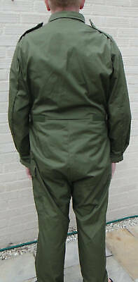 Genuine British Army Military Overalls Boiler Suit Mechanic Coveralls All Size 3