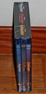 Los Vengadores Coleccion 3 Peliculas Blu-Ray Precintado Accion (Sin Abrir) R2 6