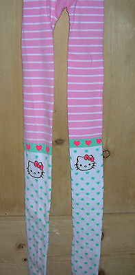 Tights HELLO KITTY for Girl 4-6 years H&M 3