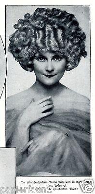 Moderne Frisuren 6 Fotoabb. 1925 Filmschauspielerinnen France Ander Minzenti - 2