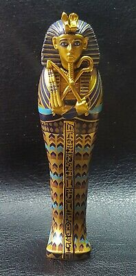 TUTANKHAMUN Detailed Reproduction Canopic Coffinette 3
