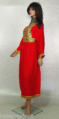 Orient Nomaden Tracht afghan kleid Tribaldance afghanistan traditional dress R16 3