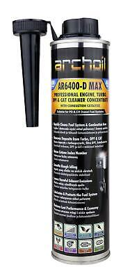 Archoil AR6400-D MAX Pro Diesel Engine, Turbo, DPF Cleaner 400ml 2