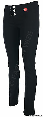 Girls School Trousers Sizes 6 8 10 12 14 16 Ages 7-8 9-10 11-12 13-14 15-16 3