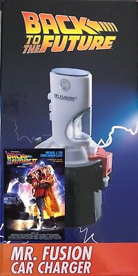 Back To The Future Mr. Fusion USB Car Charger To Charge All Phones