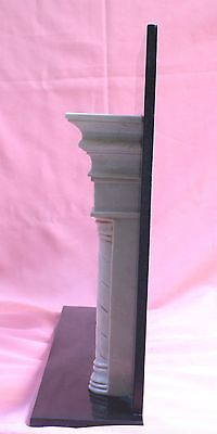 Magnificent French Art Deco Fireplace Marbel Miniature (Must See) 6
