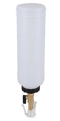 Brake Clutch Fluid Bleed Bleeder Flush Tester Vacuum Air Pump Refill Bottle Kit