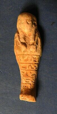 Collection Of Five Ancient Egyptian Miniature Shabti 3