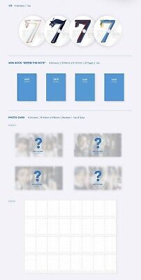 BTS BANGTAN BOYS - MAP OF THE SOUL : 7 CD+Photocard+Poster+Free Gift 4