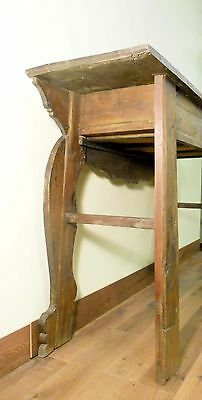 Antique Tall Temple Altar Table (5543), Phoebe Wood, Circa 1800-1949 12