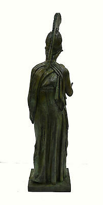 Athena Piraeus Goddess of Wisdom Great bronze Pallas sculpture statue artifact 5 • CAD $4,876.33