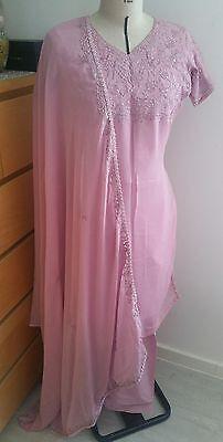 Eid partyware pakistani designer shalwar kameez anarkali saree sari lengha suit 2
