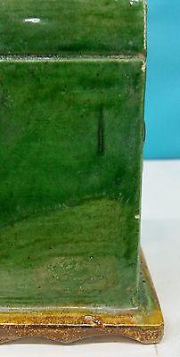 Antique Han Dynasty Style Ceramic Box