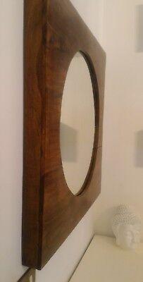 Mirror Modiguardian Float Glass,Design Glass, Vintage, Years 70 2
