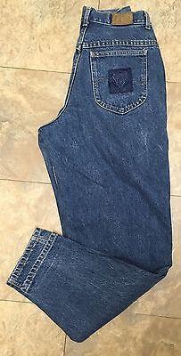 """Vintage Lee Jeans Skyriders High Waist 11 Medium 28"""" Waist"""
