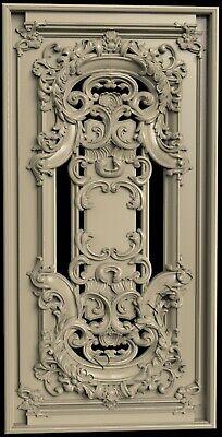 90 PCS 3D STL Model # DOORS /& CABINETS # for CNC 3D Printer Engraver Carving