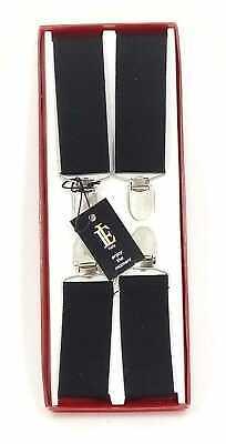 Bretelle 4 Clips Uomo Donna Fl Italy Enjoy The Moment Regolabili Suspenders Gk6 9
