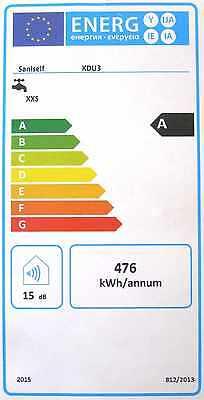 DURCHLAUFERHITZER 3,5 kW Untertisch + hochwertiger CLAGE Armatur Mischbatterie