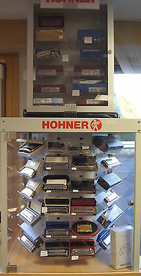 Harmonica diatonique Hohner Marine Band tonalités majeures / all major keys 7