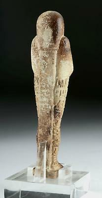 Egyptian Late Dynastic Faience Ushabti Lot 7A