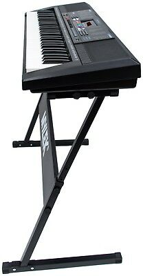 Musical Keyboard Electronic Digital Piano 61 Key Adults Beginner With Stand 11