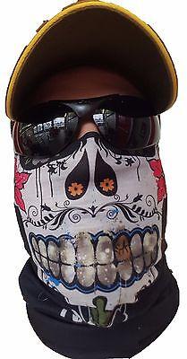 Gesichtsmaske Snowboard Halstuch Kälteschutz Multifunktionstuch Schal Winter NEU