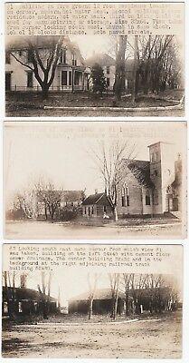 ARCHIVE  C W Parker Amusement Co 6 Real Photos 1910 RPPC Carousel Leavenworth KS 2