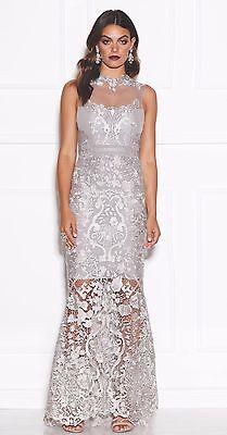 913e74c5898 ... Luxus-Designer Spitze Lang Abiball Abend Ballkleid Damen Festliches  Kleid 4