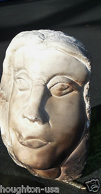 Ancient Roman Marble Head of Janus--The Two Faced God! Sicily, c. 200 BC-300 AD 4