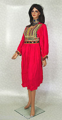 Orient Nomaden Tracht afghani kleid Tribaldance afghanistan traditional dress P5 3
