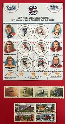 Canada 2000 Postage Stamps - Complete Year Annual Collection Stamp- Free Ship 3