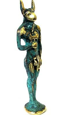 Ancient Greek Bronze Museum Statue Replica Of The Minotaur Collectable 260