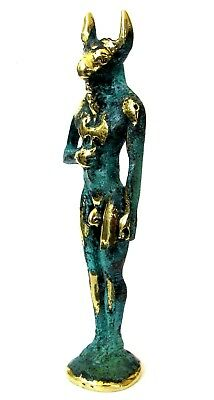 Statue The Minotaur Bronze Ancient Greek Museum Replica  Collectable 260 3