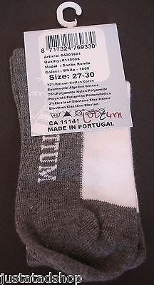 Jottum boy girl cotton socks Remie size 27-30 (4-5-6 y) BNWT designer 3