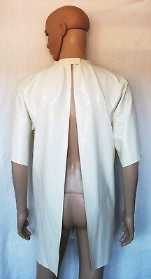 Latex chloriert Patientenhemd Pflegehemd Krankenhemd 2