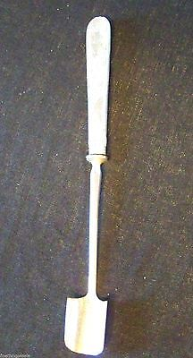 Large Sheffield Victorian Style Silver Hard Stilton Cheese Serving Scoop Piece 6