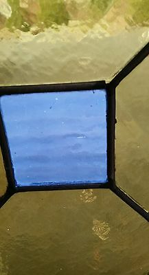 Antique Stained Glass  Window Victorian Era 9