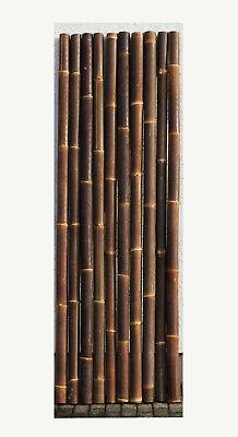 Stangen B-002-7-11cm x 2,40m Fliesen Lager Stein-mosaik NRW Herne Bambus
