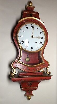 Large Late 18th Century Swiss/South German 1/4 Repeater Quarter Bracket Clock 2