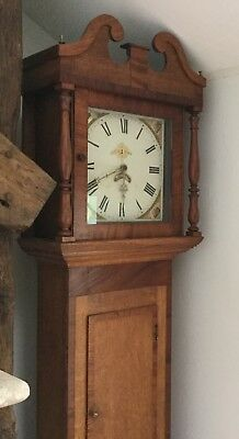Grand father clock 5