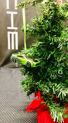 New Nissan GTR Skyline R35 Super Car Christmas Ornament Godzilla Jdm Turbo Honda