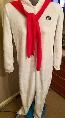 BNWT Snowman All-In-One Onezzie-Size 8-Fancy Dress Olaf Frozen Costume 8