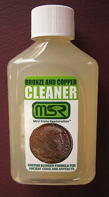 4 oz MINT STATE RESTORATION > COPPER BRONZE CLEANER > COINS & ARTIFACTS 7 • CAD $11.32