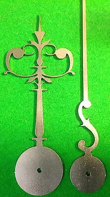 Antique clock hands from original design(Early Longcase ) LC25 *Made in England* 2