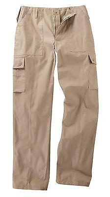 Kids Youth BDU Ranger 6-Pocket Combat Trousers Children Army Uniform Cargo 4