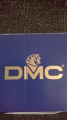 DMC 8 metre cotton cross stitch thread DMC 832 Golden Olive Quantity 1