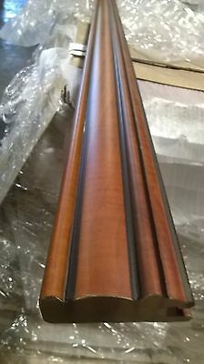 """Wainscot molding or trim (Groove on one side) 100 Count (approx 9 feet by 3"""" ea) 2"""