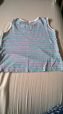 M&S uni sex vest,100%cotton,4-5yrs, used very good condition 3