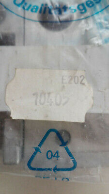 Festo Endplattenbausatz End Plate CEPB-1/4-B, nr: 10405 New/Boxed 2